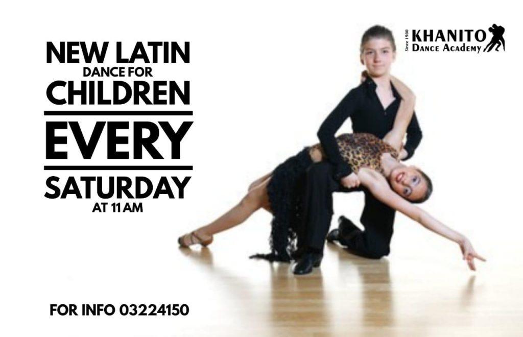 Children Latin Classes